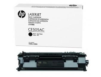 картридж HP CE505AC (№05A)