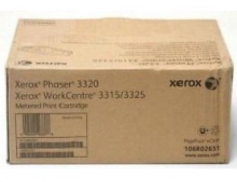Картридж Xerox 106R02651,Для Xerox Phaser 3320/WC3315/3325, 11k