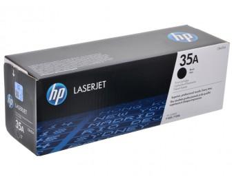 Картридж HP LJ P1005/P1006 (O) CB435A, 1,5K