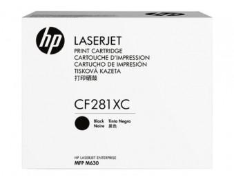 Картридж HP 81X CF281XC для HP LaserJet Enterprise M630dn, M630f, M630h, Flow M630z