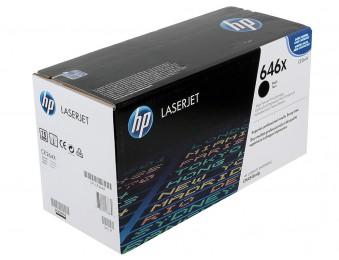 картридж HP CE264X (№646X)