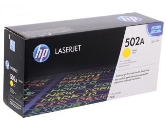 Картридж HP CLJ 3600 NEW Q6472A, Y, 4K,