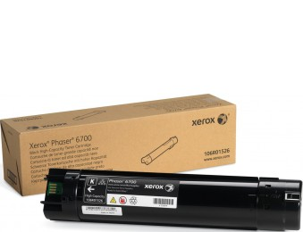 Картридж Xerox 106R01526, для Ph 6700, 18k