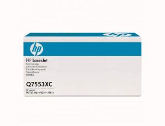 Картридж HP LJ P2015/2014/M2727 (O) Q7553XC, 7K (corp.)