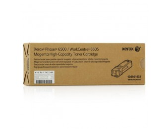 Картридж Xerox Phaser 6500/WC 6505 106R01602, M, 2,5K