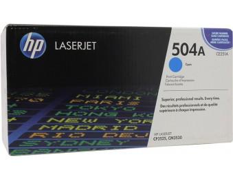 Картридж HP CLJ CP3525/CM3530 (O) CE251A, C, 7K