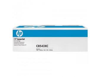 картридж HP C8543XC черный, повышенной ёмкости, ресурс - 30000, для LJ 9000/9000mfp/9000Lmfp/9040/9040mfp/M9040mfp/9050mfp/M9050mfp