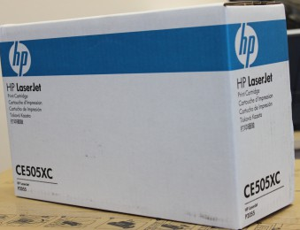 Картридж HP LJ P2055/P2050 (O) CE505XC, 6,5K (corp.)