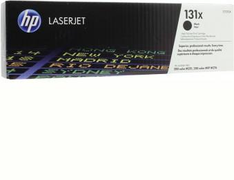 Картридж CF210X 131X для HP LaserJet Pro 200 Color M251, M276 (черный увеличенной емкости, 2200 стр.)