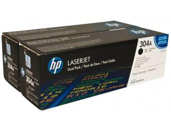 Картридж HP CLJ CP2025/CM2320 (O) CC530AD, BK, 3,5K (двойная упаковка)