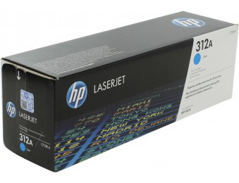 Картридж HP CLJ Pro MFP M476dn/dw/nw (O) №312A, CF381A, C, 2,7К