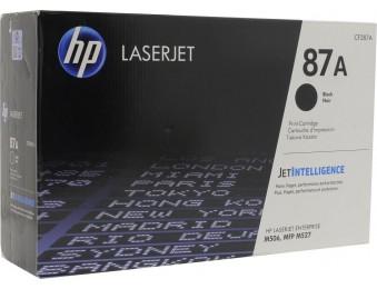 Картридж HP LJM506dn/M506x/M527dn/M527f/M527c (O) CF287A, 9K