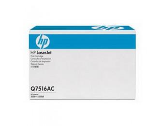 Картридж лазерный HP 16A Q7516AC черный