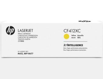 Картридж HP CF412XC (№410X)