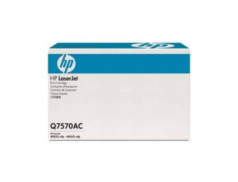 Q7570AC HP 70A лазерный картридж HP чёрный