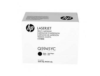 Картридж HP Q5945YC черный