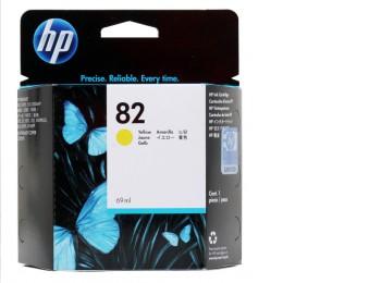 Картридж HP DJ 500/800 , №82 (O) C4913A, Y