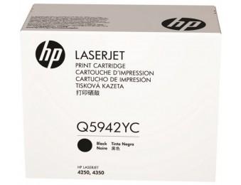 Картридж HP 42Y Q5942YC, черный