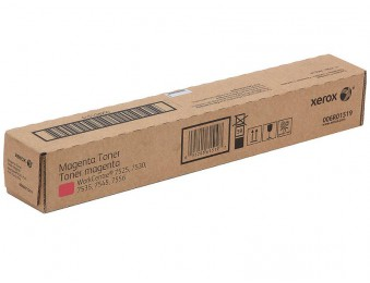 Картридж Xerox 006R01519 пурпурный, для WC7545/7556, 15k