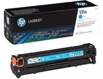Картридж CF211A 131A для HP LaserJet Pro 200 Color M251, M276 (голубой, 1500 стр.)