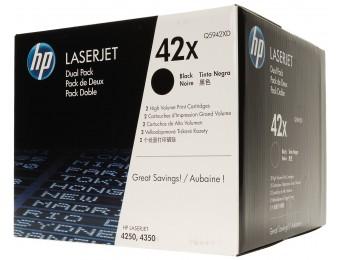 Картридж HP Q5942XD