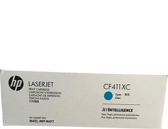Картридж HP CF411XC (№410X)
