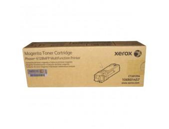 Картридж Xerox 106R01457 пурпурный ресурс- 2500, для Ph 6128