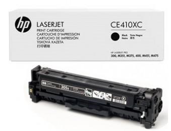 Картридж HP CLJ Pro 300 Color M351/Pro400ColorM451 (O) CE410XC, BK, 4K, 305X (corp.)