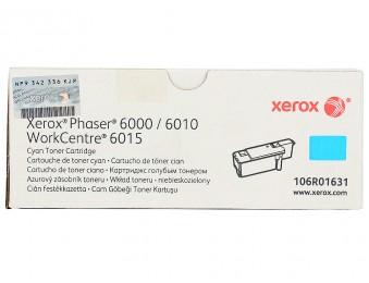 Принт-картридж (1K) Xerox Phaser 6000/6010/WC6015 (O) 106R01631 cyan