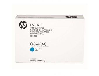 Картридж HP Q6461AС ресурс- 12000, для CLJ CM-4730x/4730/4730f/4730fm/730fsk