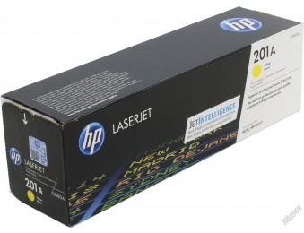 Картридж HP CLJ M252/252N/252DN/252DW/277n/277DW (O) № 201A, CF402A, Y, 1,4K