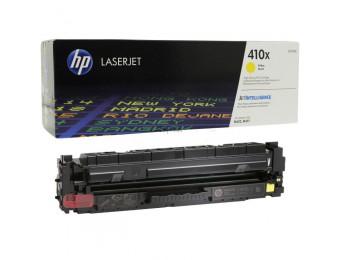 Картридж лазерный HP 410X CF412X желтый повышенной емкости