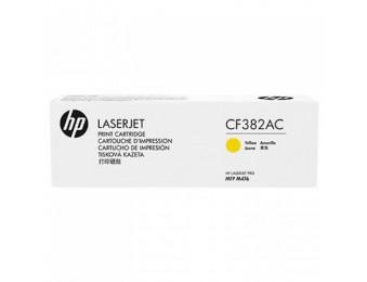 картридж HP CF382A (№312A) (желтый)