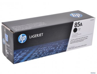 Картридж HP LJ Pro P1102/P1120W/M1212nf/M1132MFP (O) CE285A, 1,6K