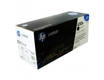 Картридж HP CLJ CP5520/5525/Enterprise M750 CE270A, BK, 13,5K