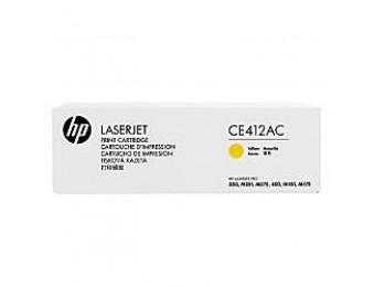 Картриджи к лазерным принтерам Hewlett-Packard (HP) CE412AC
