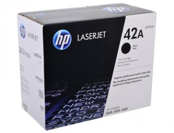 Картридж HP LJ 4250/4350 (O) Q5942A, 10K