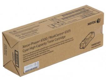 Картридж Xerox 106R01601, для Ph 6500/WC 6505, 2.5k