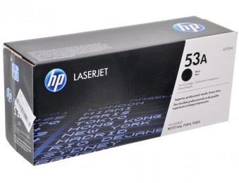 Картридж HP LJ P2015/2014/M2727 (O) Q7553A, 3K