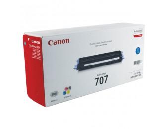 Картридж Canon 707 Синий (9423A004), для LBP5000, 2.5k