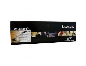 Тонер-картридж Lexmark W84020H, для W840, 30k