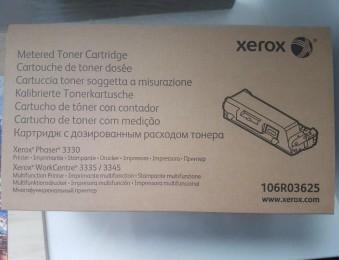 Картридж Xerox 106R03625,для Xerox Phaser 3330/3335/3345, 11k