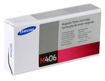 Картридж Samsung CLP-360/365/368/CLX-3300/3305 (O) CLT-M406S M 1K