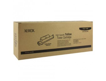 Картридж Xerox 106r01220 повышенной ёмкости для Phaser 6360, желтый