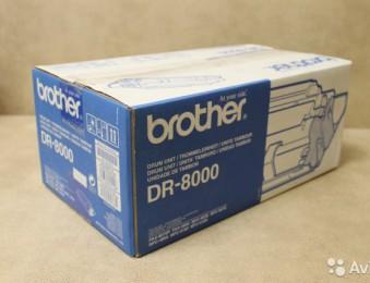 Фотобарабан Brother DR-8000, для Brother MFC-4800/MFC-9030/MFC-9070/MFC-9160/MFC-9180/FAX-2850/FAX-8070P,10k