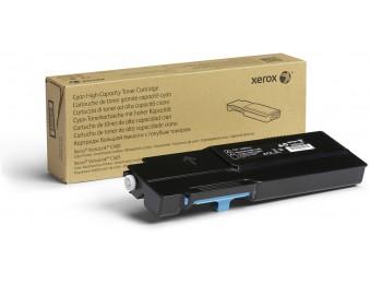 Картридж Xerox 106R03522 голубой для XEROX VL C400/C405, 4.8k