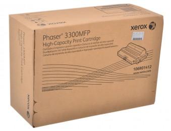 Картридж Xerox Phaser 3300 106R01412, 8K