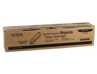 Картридж Xerox 106R01151 пурпурный, для Phaser 7400, 9k